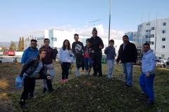 Δεντροφύτευση στο Νοσοκομείο Κέρκυρας 12/02/2017